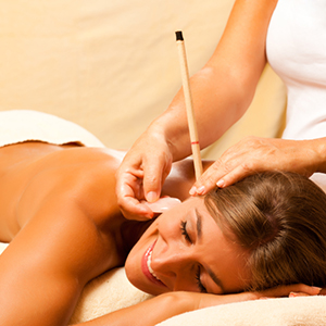 hopi ear candle treatment therapy relaxation complementary alternative kallea beauty salon chertsey surrey
