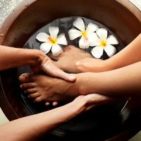 pedicure, manicure, nail polish, nail salon, beauty treatment, kallea, surrey, chertsey